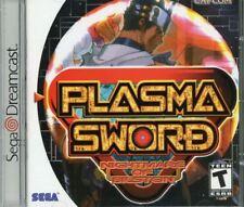 Plasma Sword: Nightmare Of Bilstein: For Sega Dreamcast 9E