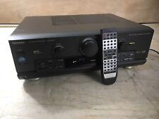 Technics AV Control Receiver SA-DX950 MOS-FET DTS w/ Remote