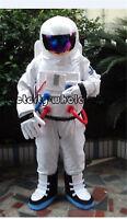 Adult kids Spaceman Mascot Costume Astronaut Halloween X'mas Party Dress gift