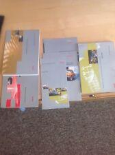 Audi A3 2002 Handbooks And Folder
