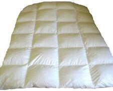 Trocknergeeignete Bettdecken mit Daunen-Federmischung