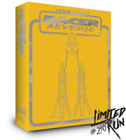 Star Wars Racer Revenge Premium Edition Limited Run Games #290 Playstation 4 PS4