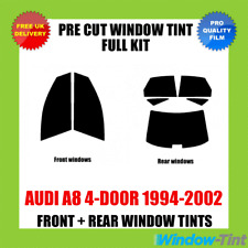 AUDI A8 4-DOOR 1994-2002 FULL PRE CUT WINDOW TINT