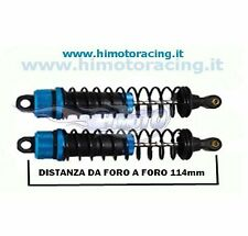 60003B Shock Absorbers to Oil Head Aluminium Blue 1/8 Length 4 1/2in Himoto