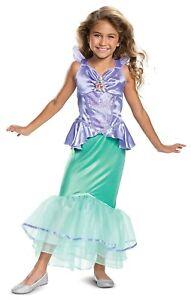 Disney Ariel Classic Costume Brand New