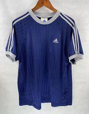 VTG 90s Adidas Soccer Jersey Made in USA Original Soccer Futbol Sz XL