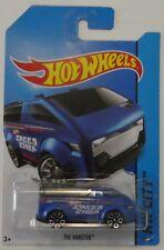 Hot Wheels 2014 New Models HW City City Works #10 The Vanster - Blue
