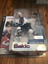 2002 Mcfarlane NHL Joe Sakic Series 3 Unopened Figure, Avalanche CHASE FIGURE