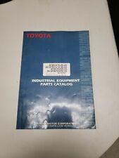 Toyota Forklift 5fbcu18 20 25 5fbchu20 25 30 5fbcu20 25 Parts Catalog Manual