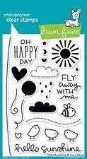 Lawn Fawn Die & Stamp Set - Hello Sunshine