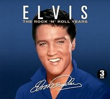 CD de musique rock 'n' roll Elvis Presley sans compilation