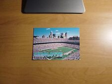 Bank of America Stadium Postcard Carolina Panthers