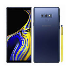 Samsung Galaxy Note 9 SM-N960 128GB Blue (Sprint) Android Smartphone EXCELLENT