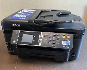 Epson WorkForce WF-3620DWF - Tinte - mehrfarbig (C11CD19302)
