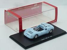 1:43 New Resin Handbuilt Spark Abarth 1000SP 1968 n Mille Miglia Le Mans 500 595
