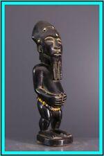 STATUETTE BAULE AFRICAN TRIBAL ART AFRICAIN ARTE AFRICANA AFRIKANISCHE KUNST **