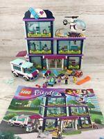 Lego Friends ~ Set 41318 ~ Heartlake Hospital ~ Free P&P ~ (1)