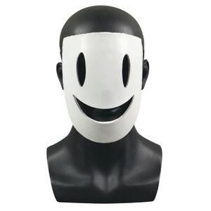 High Rise Invasion Tenku Shinpan Smile Mask Cosplay Sniper Halloween Mask