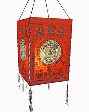 paralume, carta di Lokta, luci lampada Lampione a sospensione Nepal