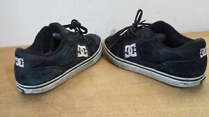 DC Shoes Size 7.5 UK Men's Skateboard Shoes Grade C