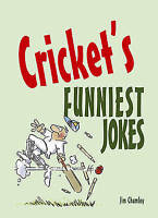 Cricket's Funniest Jokes, By Chumley, Jim,in Used but Acceptable condition