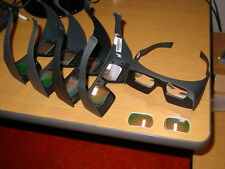 Revolutionary White Light Passive Stereoscopic Immersive Glasses Pack of 5