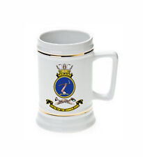 HMAS ADELAIDE ROYAL AUSTRALIAN NAVY BEER STEIN (IMAGE FUZZY TO STOP WEB THEFT)