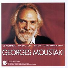 Georges MOUSTAKI-L 'essentiel EMI Records CD RARE! NUOVO