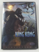 King Kong (DVD, 2006, Anamorphic Widescreen, 2-Disc Set) Blockbuster Copy