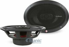 """Rockford Fosgate PUNCH P1694 150W RMS 6"""" x 9"""" 4-Way Coaxial Car Stereo Speakers"""
