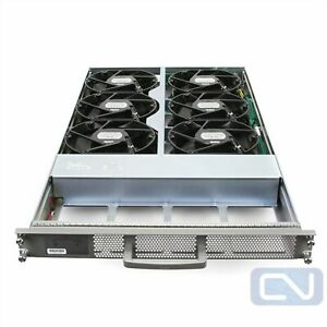 Cisco Nexus 7000 Series 10 Slot System FAN Tray N7K-C7010-FAN-S 6 fan EFC1548DG