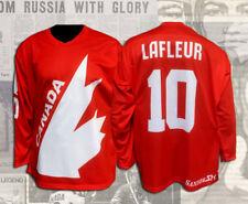 Guy Lafleur Canada Cup Team Canada Red Replica Jersey. Size XL