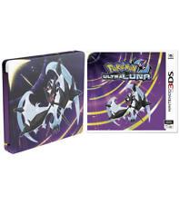 Pokémon Ultraluna Edición especial SteelBook Nintendo 3DS