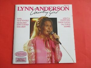 LYNN ANDERSON - COUNTRY GIRL - COMPACT DISC.
