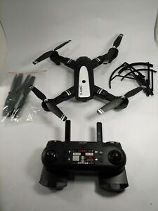 HJHRC RC Drone with Camera 4-Axis RC Aircraft