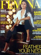 FEMINA India 9th September 2018 Gauri Khan Amjad Khan Sumeet Vyas