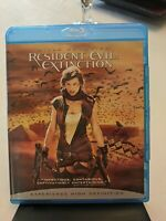 (Blu-ray) RESIDENT EVIL: Extinction (2008) Milla Jovovich, Ali Larter