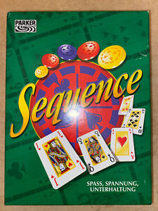 Sequence (PARKER)