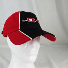 Starter Logo Hat Youth Boys Red Black Cap