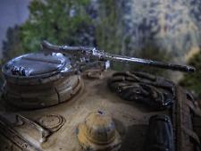 WWIII Panzer III IV Tiger I Tum MG 34 mit Halter Metall Umbau Zubehör Kit 1/16