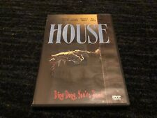 House & House 2 (DVD, 2001, 2-Disc Set, Inc. Limited to 20,000 Copies) W/CARDS