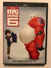 Big Hero 6 (DVD, 2014) - STK