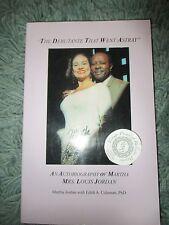 The Debutante That Went Astray Martha Louis Jordan Jazz Burlesque Biography Book