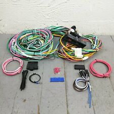 1964 - 1970 Ford Mustang Wire Harness Upgrade Kit fits painless new terminal KIC
