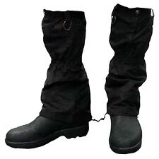 Didgeridoonas Oilskin Over Boot Knee Length Gaitor Guards