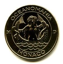 98 MONACO Musée océanographique, Océanomania, 2012, Monnaie de Paris