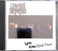 Lynyrd Skynyrd 2xCD Lyve From Steel Town - USA (EX/M)