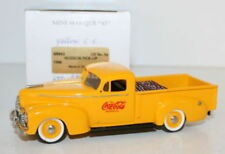 Pick-ups miniatures coca-cola