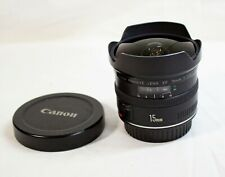 Canon EF 15mm f/2.8 Fisheye Lens