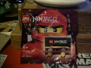 Lego Ninjago 2855916 Golden Sword  Polybag NEW